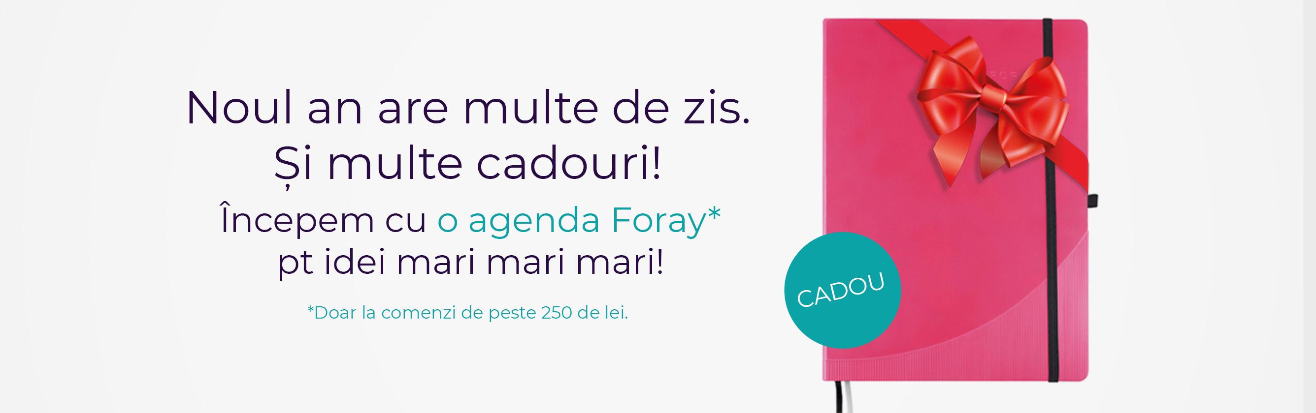 Agenda Foray Cadou Desktop