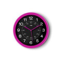 Ceas-de-perete-magnetic-CEP-Gloss-30-cm-roz