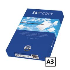 Hartie copiator A3 Sky Copy, 80g/mp, 500 coli/top