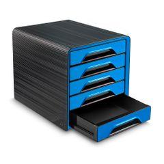 Suport 5 sertare CEP, ocean blue