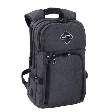 Rucsac laptop Bodypack, 3 compartimente, port USB