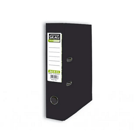 Biblioraft-Skag-Economy-PP-A4-8-cm-negru