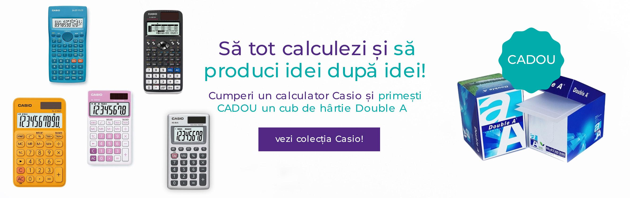 Promo Casio