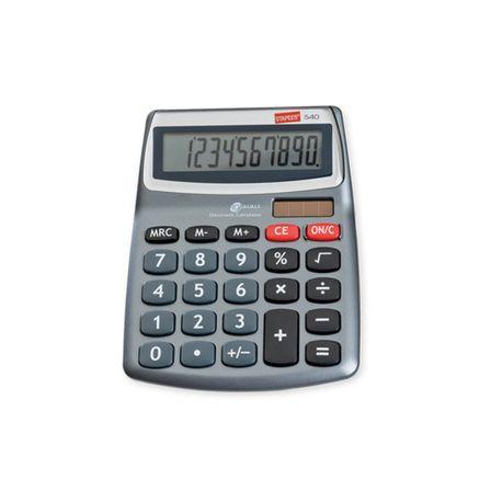 Calculator-de-birou-Staples-540-10-digits-gri-
