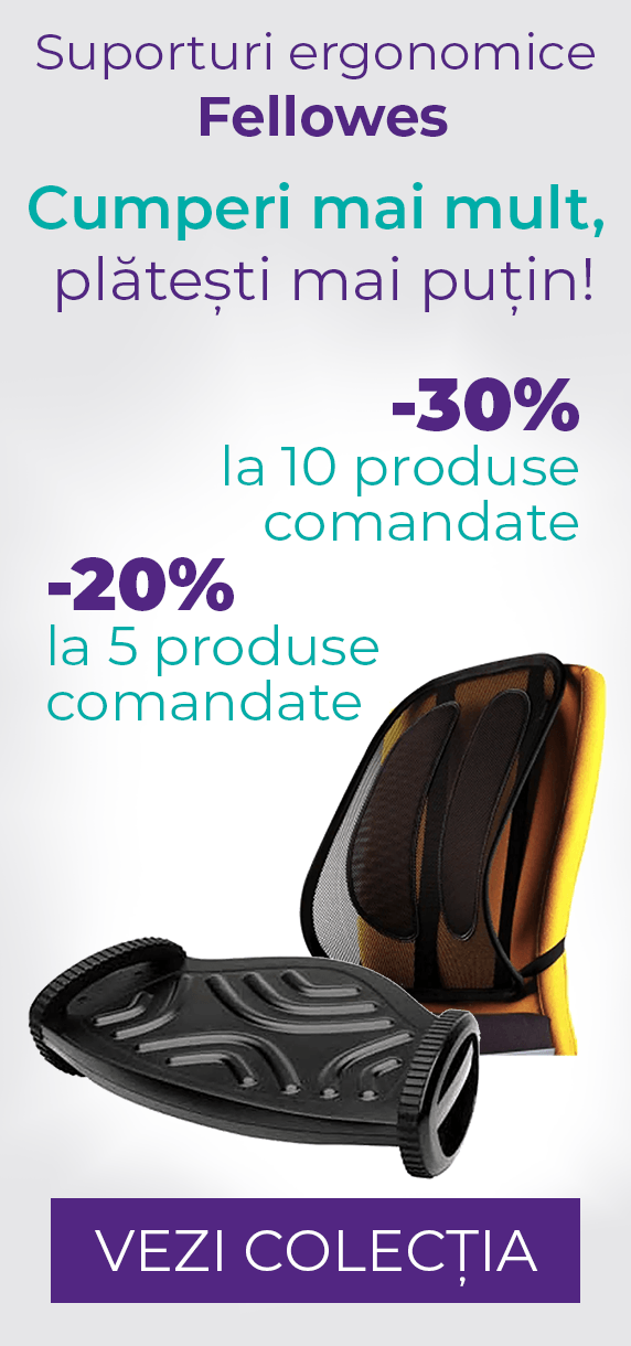 Suport Ergonomic Fellowes Mobile
