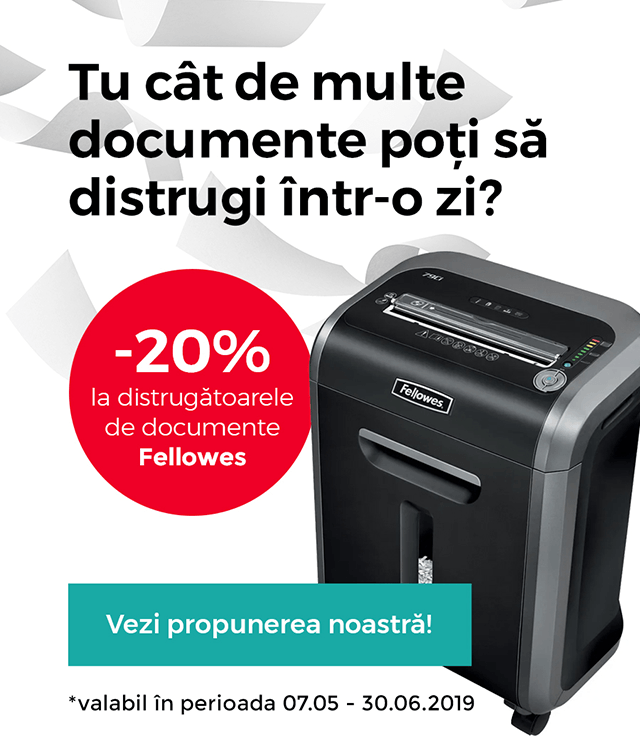 Distrugatoare Fellowes Mobile