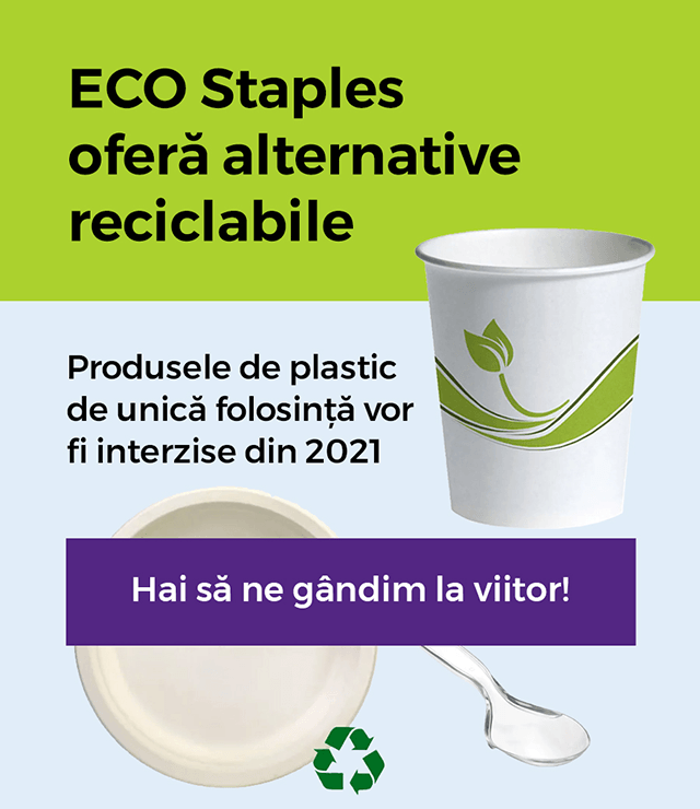 ECO Staples Mobile