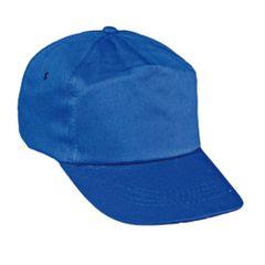 Sapca-bumbac-Leo-albastru