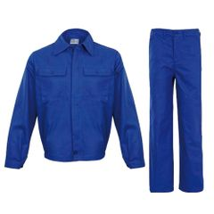 Costum-salopeta-standard-Jarda-albastru