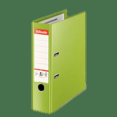 Biblioraft-Esselte-No.1-Power-Jumbo-Plus-VIVIDA--PP-A4-8-cm-verde