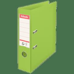 Biblioraft-Esselte-No.1-Power-VIVIDA-PP-A4-7.5-cm-verde