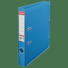 Biblioraft-Esselte-No.1-Power-VIVIDA-PP-A4-5-cm-albastru