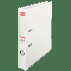 Biblioraft-Esselte-No.1-Power-VIVIDA-PP-A4-5-cm-alb
