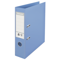 Biblioraft-Esselte-No.1-Power-PP-A4-7.5-cm-bleu