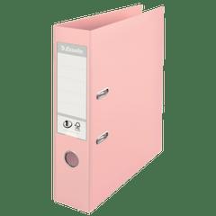 Biblioraft-Esselte-No.1-Power-PP-A4-7.5-cm-culoarea-piersicii