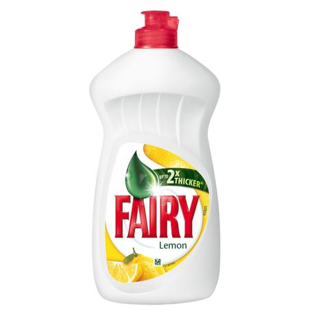 Detergent vase Fairy Lemon, 450 ml