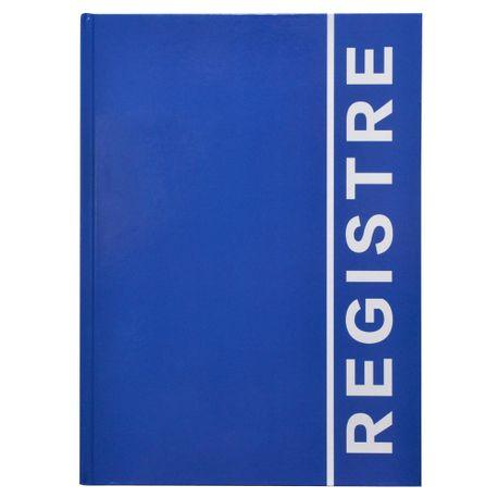 Registru cartonat, A4, 100 file, matematica