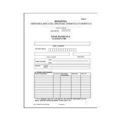 Foaie-matricola-pentru-clasele-I-VIII-tip-A-pentru-absolventii-scolilor-de-stat