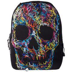 Rucsac Mojo Crayon Skull