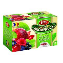 Ceai Fares Fructele Carpatilor, 20 plicuri/cutie