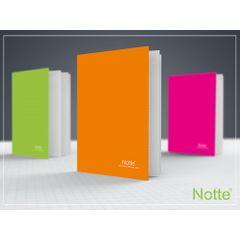 Caiete A5 Notte Trend, capsat, dictando, 5 bucati/set