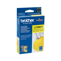 Cartus-OEM-Brother-LC980Y