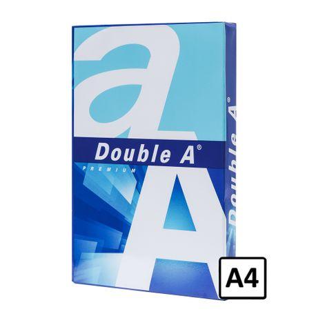 Hartie copiator A4 Double A Premium, 80 g/mp, 250 coli/top