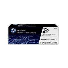 Toner HP OEM Q2612AD, negru