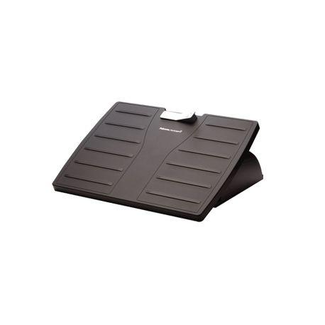 Suport ergonomic pentru picioare Fellowes Microban, reglabil