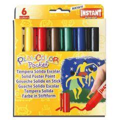 Set-tempera-solida-Dunsa-Mini-6-culori