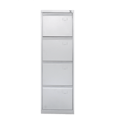 Clasificator metalic cu 4 sertare, 400x620x1320 mm