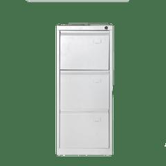 Clasificator metalic cu 3 sertare, 400x620x1100 mm