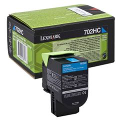 Toner Lexmark OEM 70C2HC0, cyan