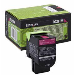 Toner Lexmark OEM 70C2HM0, magenta
