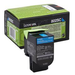 Toner Lexmark OEM 80C2SC0, cyan